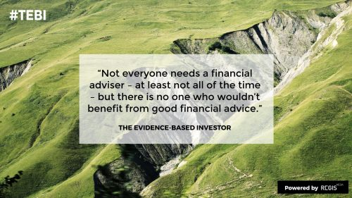 Robin Powell on journalism and investing