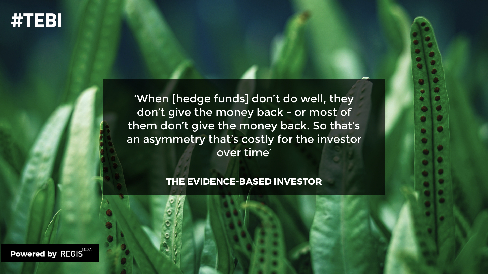 investing demystified Archives   The Evidence-Based Investor