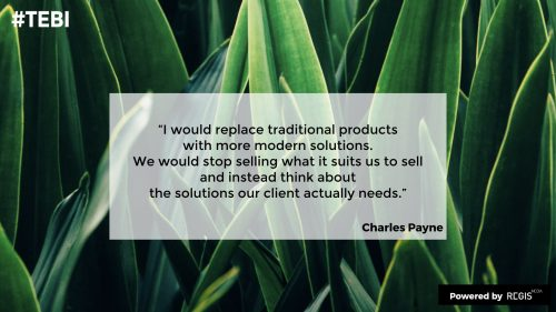 need for modern solutions for clients