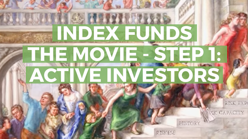 Index Funds: The 12-Step Recovery Program for Active Investors – Step 1: Active Investors