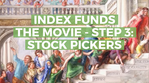 Index Funds: The 12-Step Recovery Program for Active Investors – Step 3: Stock Pickers