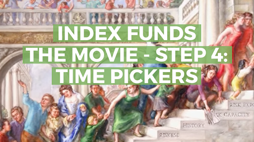 Index Funds: The 12-Step Recovery Program for Active Investors – Step 4: Time Pickers