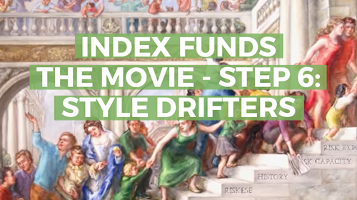 Index Funds: The 12-Step Recovery Program for Active Investors – Step 6: Style Drifters