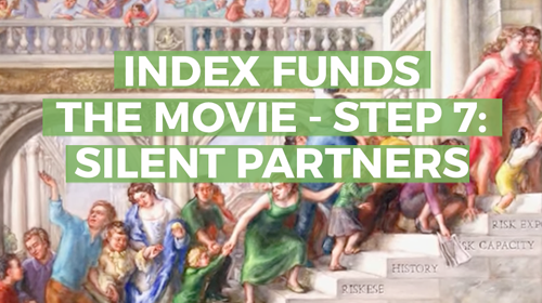 Index Funds: The 12-Step Recovery Program for Active Investors – Step 7: Silent Partners