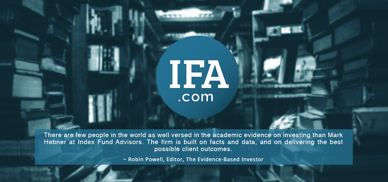Our strategic partner - IFA.com