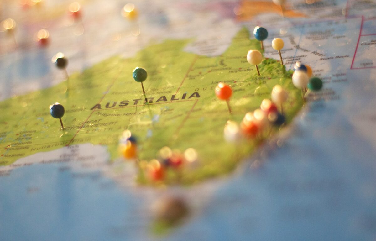 How did Australian active managers handle Q1 volatility?