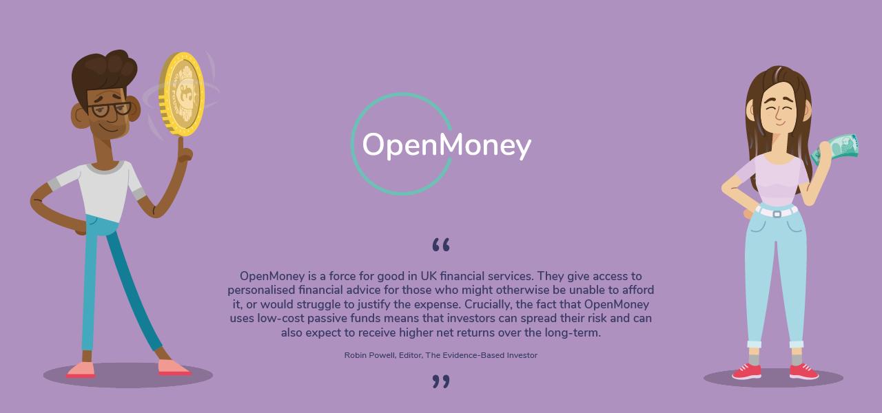 OpenMoney sponsorship image