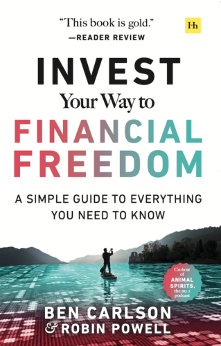 Invest Your Way to Financial Freedom, published by Harriman House